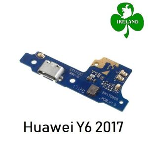 For Huawei Y6 2017 Charging Port Charging Port USB Connector Flex Cable New