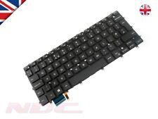 NEW Genuine Dell XPS 13 9343/9350/9360 UK ENGLISH Backlit Laptop Keyboard 07DTJ4