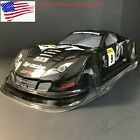 GT Painted Body Shell For 1/10 On Road RC Cars