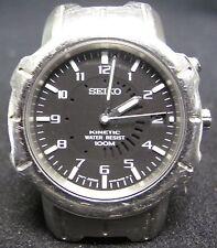 Seiko Kinetic Mens Watch 5M42-0G60