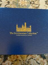 Goebel Smithsonian Collection Rose Teacup Saucer New In Box