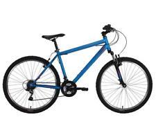 "Tiger Fury Mens Hardtail Mountain Bike MTB Blue 26"" Wheels 18 Speed 4 Sizes"