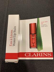 clarins Water lip stain, Lipstick