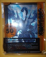 YUGIOH Card Sleeves Trishula, Dragon of the Ice Barrier  50Pcs 62X90mm