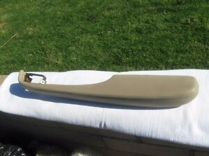 98-06 Jaguar XK8 XKR X100 Right (passenger) Arm Rest Door Handle SDZ Trim Code