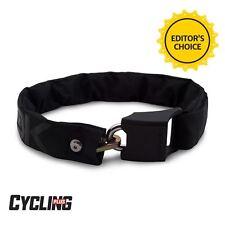 Hiplok Original V1.5 Wearable Chain Lock 8 mm x 90 cm-Taille 24-44 in Noir