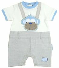 Romper 100% Cotton Outfits & Sets (0-24 Months) for Boys