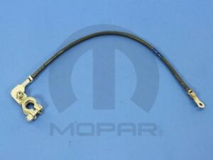 Battery Cable Harness  Mopar  04607550AA
