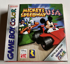 Mickey?s Speedway / ?Top Zustand / Nintendo Game Boy Color