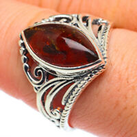 Baltic Amber 925 Sterling Silver Ring Size 10 Ana Co Jewelry R62465F