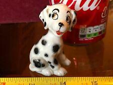 More details for wade disney dalmation dog porcelain original classic figure miniature ornament
