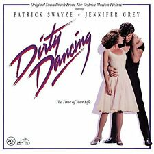 Dirty Dancing (1987) Bill Medley, Jennifer Warnes, Patrick Swayze.. [CD]