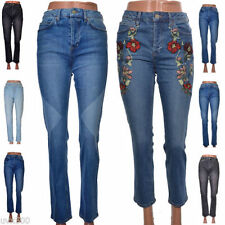 Topshop Jeans Relaxed Fit, Slouch for Women