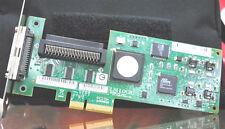 Used Good LSI 20320IE 320M SCSI HP SC11Xe 412911-B21 439946-001 Card #CiU