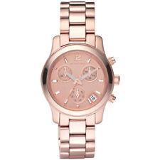 Orologio donna MICHAEL KORS MK5430 crono acciaio rose gold con box e garanzia