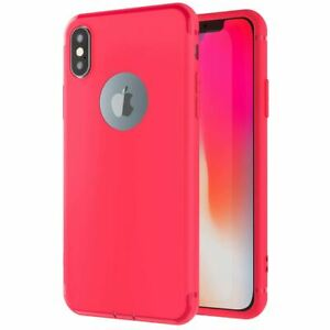 Ultra Thin Case For Apple iPhone 10 8 7 Plus 6 5 Luxury Silicone TPU Soft Cover