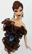 Silkstone Barbie Fashion Royalty Evening Cocktail Party Dress Outfit Gown FR