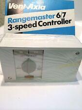 VENT-Axia Rangemaster 6/7 3 velocità fan controller 220 - 240v fd4f5