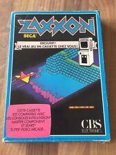 Intellivision:     ZAXXON