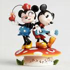 """Mickey Mouse & Minnie Mouse"" Miss Mindy Figur 4058894 - Enesco Disney Skulptur"