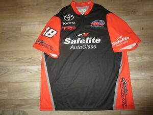 Harrison Burton Kyle Busch Motorsports Team Issued Jersey XL mens