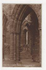 Whitby Abbey, North Transept, Judges 6354, 1929 Postcard, B387