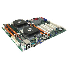 Asus KCMA-D8 Motherboard 2x AMD OS4170 HE 2.1Ghz 6-Cores C32 ATX w/ CPU Cooler