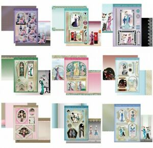 Hunkydory Deco Shimmer Card & Topper Kit Postage discounts