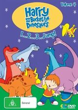 Harry And His Bucket Full Of Dinosaurs : Vol 4 (DVD, 2007)