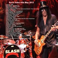 NEW Rock Music Video Promo DVD, ONLY the BEST Rock Chart Video Promos, May 2013!