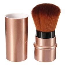 Retractable Makeup Cosmetic Brushes Powder Foundation Eyeshadow Blush Brush Tool