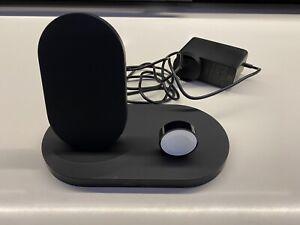 Belkin BOOST UP Wireless Charging Dock - iPhone + Apple Watch + USB - AU stock