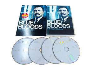 Blue Bloods Season 10 : NEW DVD TOM SELLECK