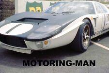 Ford MK2 GT/106 SHELBY GT40 Ken Miles Bruce McLaren le mans 24 1965 PHOTO