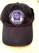 NWT Breeders Cup 2011 World Championship Hat Louisville Kentucky BRAND NEW