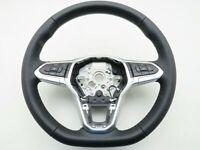 Original Multifunktionslenkrad Lochleder schwarz ACC VW Passat 3G B8 Facelift