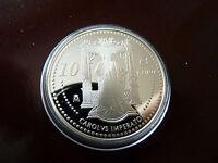 Spanien 2006,10 Euro Silber Gedenkmünze Kaiser Karl V. Polierte Platte