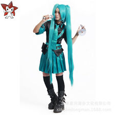 Vocaloid Love IS War Hatsune Miku Halloween Girls Skirt Set Cosplay Costume X001