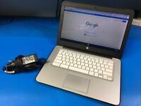 HP ChromeBook 14-SMB - Celeron 2955U 4GB RAM 32GB Storage