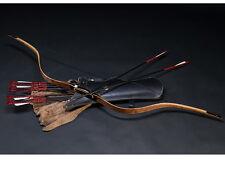 New product Yuan bow 20-50lbs Bubinga Handmade Traditional   Recurve bow Longbow