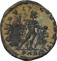 Constantine I The Great Ancient Roman Coin Sol Sun God Cult  i45911
