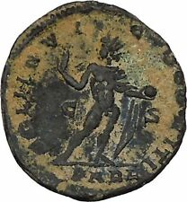 Constantine I The Great Ancient Roman Coin Sol Sun God Cult  i45911