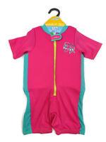 New Speedo Girls Kids Pink Sea Squad Float Suit - Swim 2-3 Years For Beach Pool
