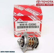 GENUINE TOYOTA CAMRY CELICA RAV4 SOLARA ENGINE COOLANT THERMOSTAT 90916-03090