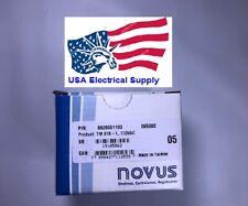 Novus TM-619-1 Multipurpose Programmable Digital Timer  With Remove Battery 110V