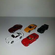 Herpa 1:87 PKW 5x Porsche konvolut wie Neu ohne OVP