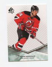 11/12 SP AUTHENTIC ROOKIE RC EXTENDED SERIES #R55 ADAM HENRIQUE DEVILS *58695