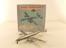 Dinky Toys F 60C avion super G Constellation Lockheed  Air France en boite