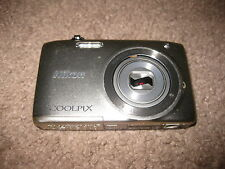 Nikon Coolpix Camera S3100 - FOR PARTS ONLY