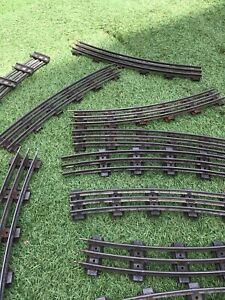 Lionel NY Train Tracks Joblot O Gauge